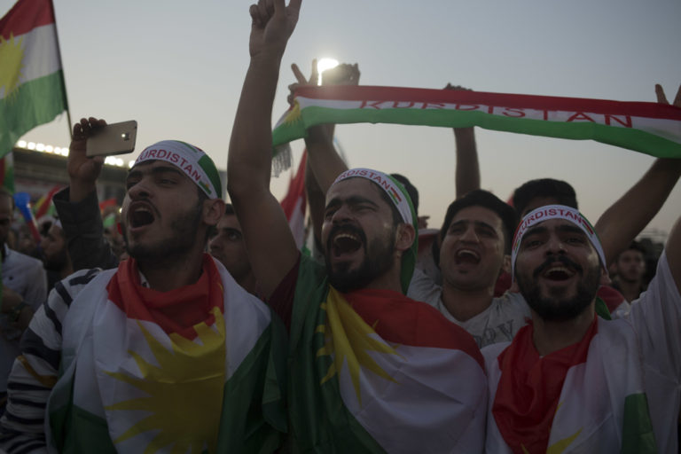 A Tiny Crack in the Wall Against Kurdish Independence?