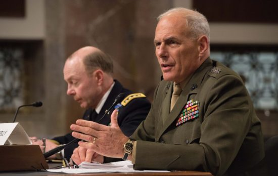 White House Chief of Staff John Kelly Criticized for Civil War Comments