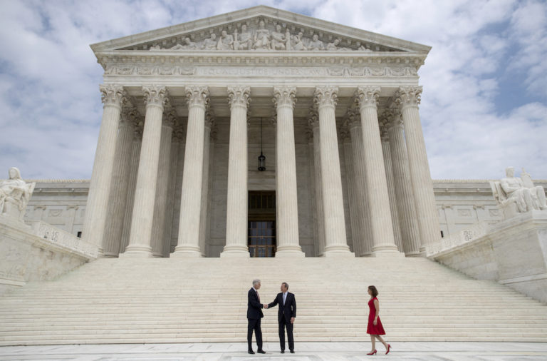 Judicial Roadmap for the Supreme Court Veers Right