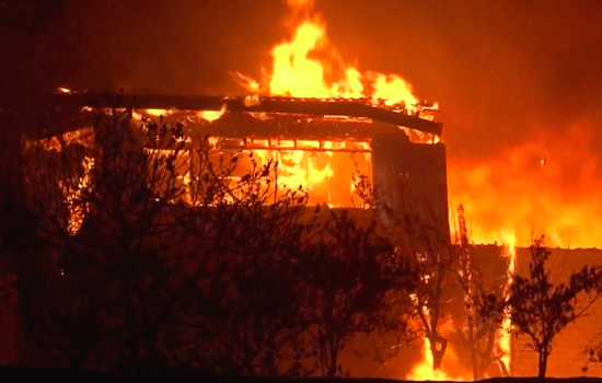 At Least 21 Dead in Northern California Infernos [Updated]