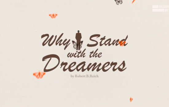 Why We Must All Fight for the Dream Act (Video)
