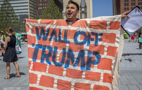 Trump Cannot Be Allowed to Use Immigrants as Bargaining Chips