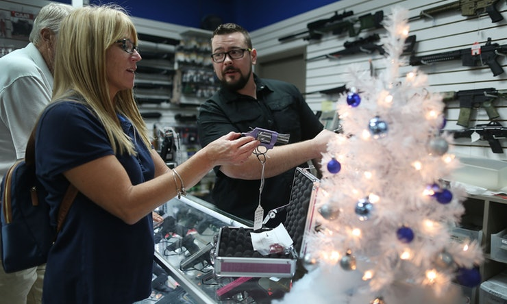 Number of Background Checks Set New Record on Black Friday
