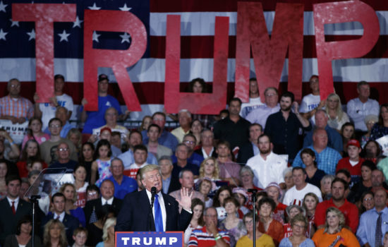 Trump's Base Should Wise Up to His Populist Ruse