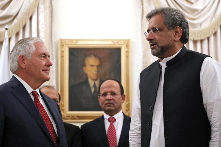 New American Strategy in South Asia Targets Pakistan