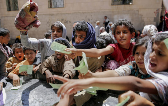 U.S. Leaders Aid and Abet War Crimes in Yemen