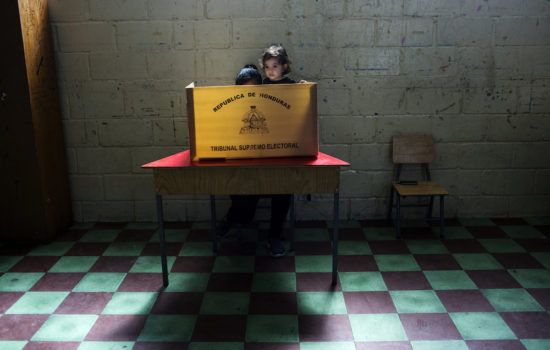 Is the Honduran Election Being Stolen Eight Years After U.S.-Backed Coup?