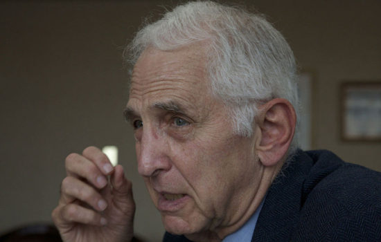 Daniel Ellsberg: Why There Aren't More Whistleblowers (Audio and Transcript)