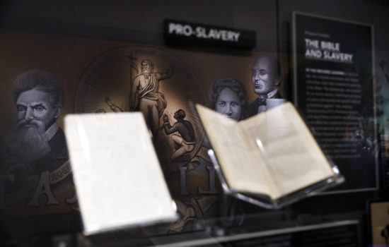 Museum of the Bible, Built by Hobby Lobby Owner, Opens in D.C.