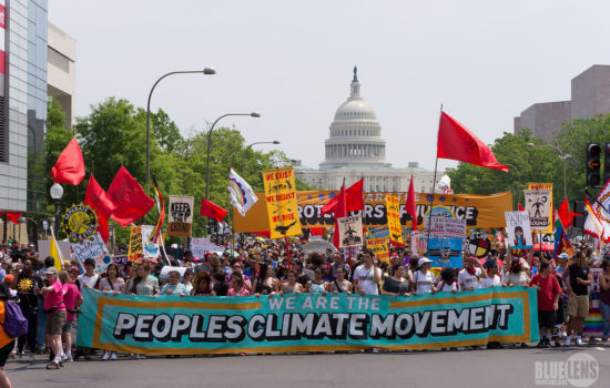 Climate Crisis Offers Chance for Radical Transformation