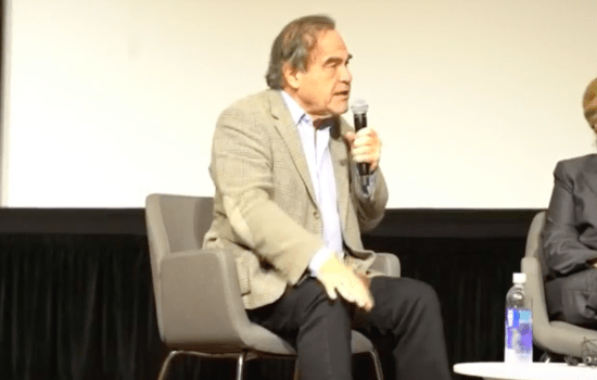 Ron Kovic, Oliver Stone on War, Their Parents and the American Dream (Video)