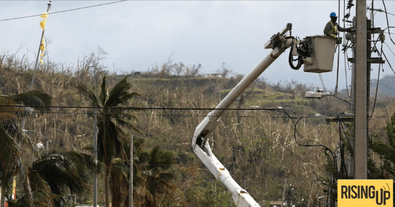 Puerto Rico Remains in Crisis Mode After Hurricane Maria (Video)