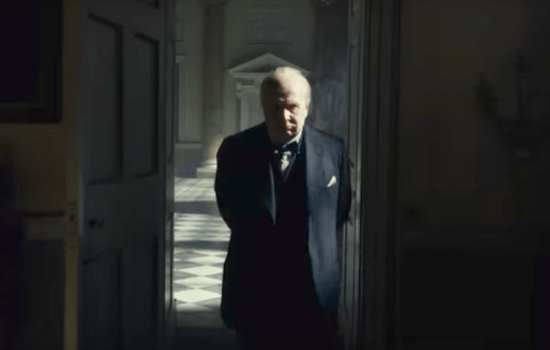 Gary Oldman Excels in 'Darkest Hour'
