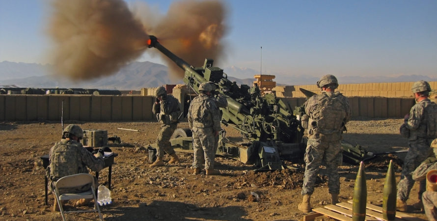 The Endlessly Repeating War in Afghanistan
