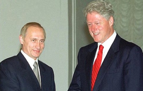 The Democrats Used to Love Russian Oligarchs