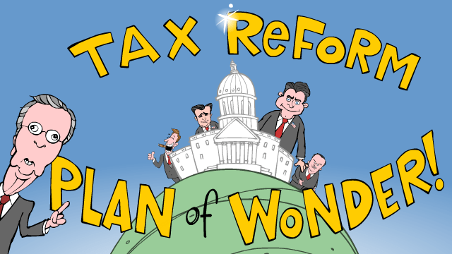 The Tax Reform Plan of Wonder (Video)