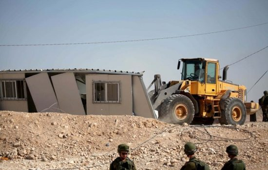 Israel, U.S. Hide Names of Firms Supporting Israeli Settlements