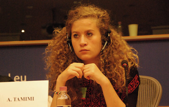 Why Is Israel So Afraid of 16-Year-Old Ahed Tamimi?