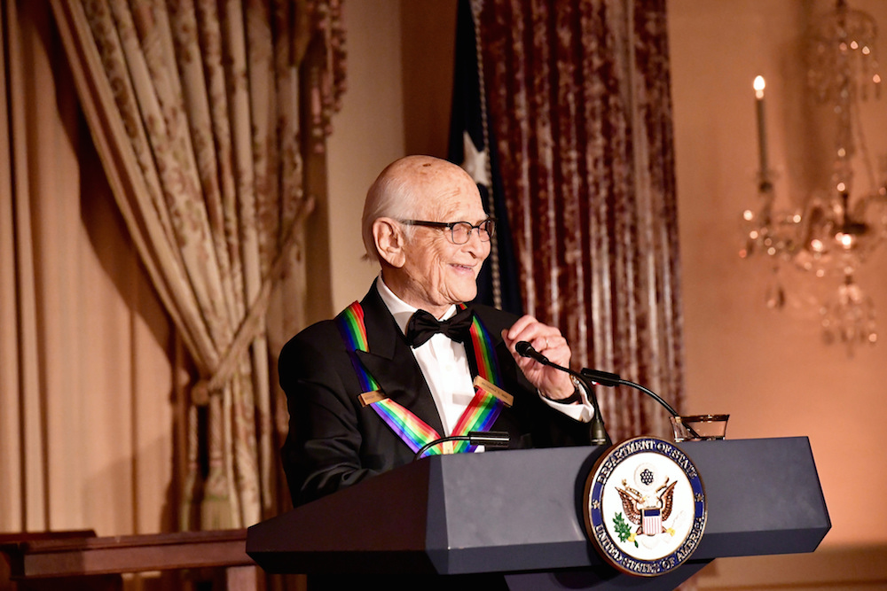 Norman Lear on the State of America (Audio)