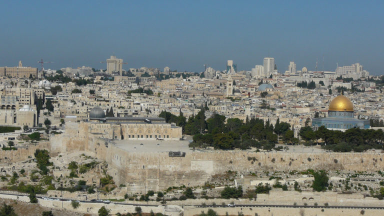 What Israel Is Planning to Do to Palestinians Living in Jerusalem