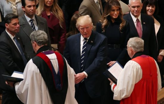 Tax Move Would Let Churches Endorse or Oppose Candidates