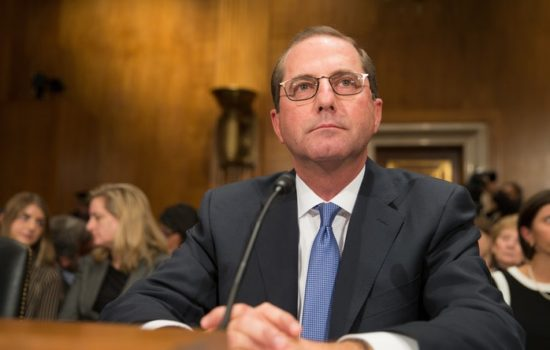 Trump's HHS Nominee Might Allow Birth Control Coverage to Be Blocked