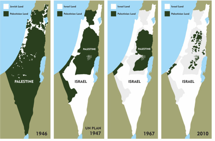 The Origins of the Israeli-Palestinian Conflict (Video)
