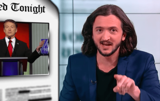 Political Comedian Lee Camp: How to Create NPR's Propaganda