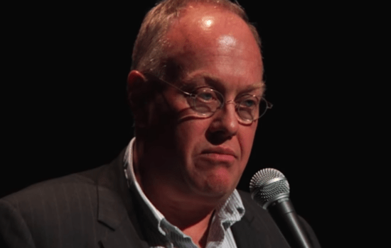 Chris Hedges: A Q&A on Trump, Fascism and Democracy (Video)