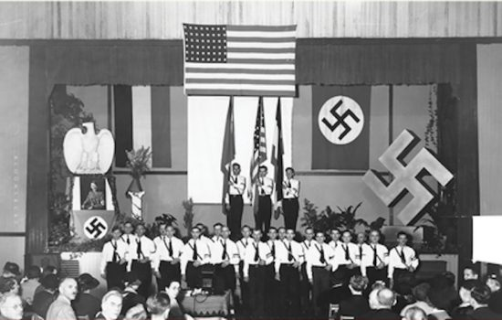 Fighting Nazis in the U.S., Then and Now (Audio & Transcript)