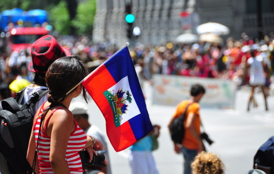 U.S. to Cut Haitians Off From Temporary Work Visas