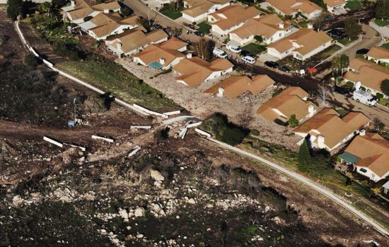 Death Toll Climbs to 17 in California Mudslides