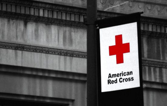 Red Cross Forced Exec Out for Harassment, Then Helped Him Get New Job