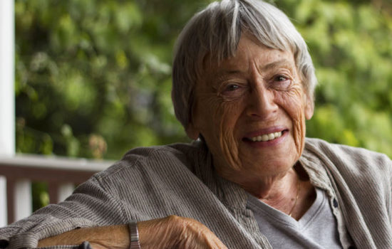 Truthdigger: The Late, Great Ursula K. Le Guin