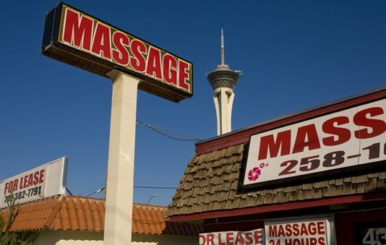 9,000 U.S. Massage Parlors Engaged in Sex Trafficking