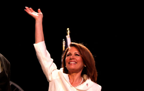 Only God Knows What Michelle Bachmann Should Do Next