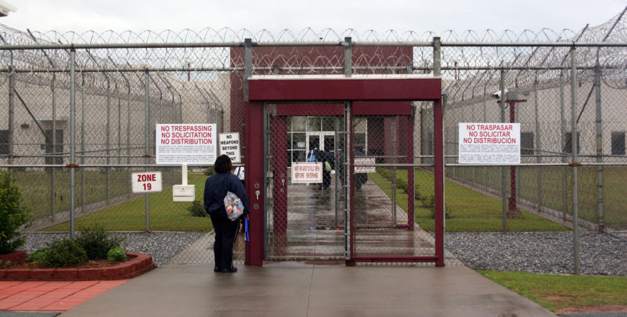 Private U.S. Detention Center Punishes Immigrants for Refusing to Work, Intercept Reports