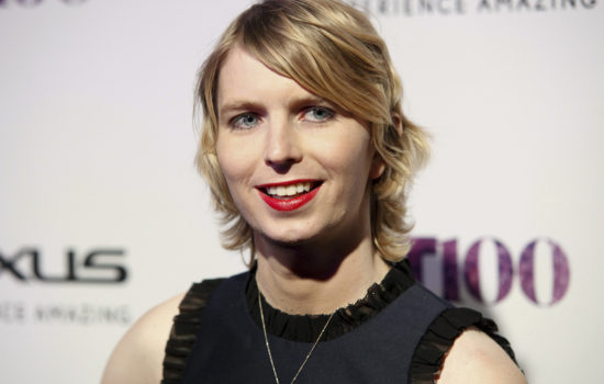 Chelsea Manning Confirms U.S. Senate Run