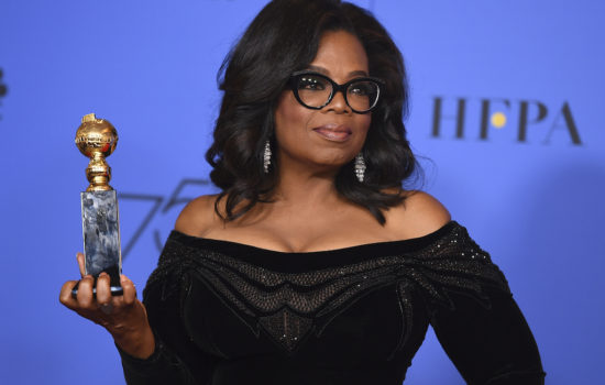 What #Oprah2020 Says About the State of U.S. Politics