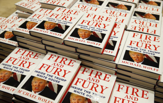 'Fire and Fury': Juicy Intrigue or Sobering Portrait of an Erratic White House?