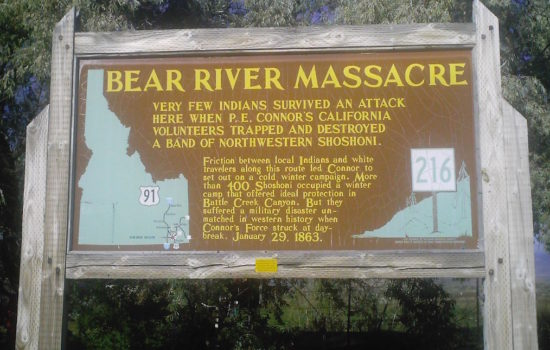 Remember the Bear River Massacre, Climax of the American Holocaust