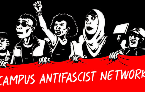 Campus Anti-Fascist Network Defends Teacher Harassed by Far Right
