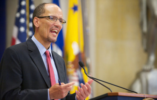 Tom Perez: The Democrats' Status Quo Nothingburger