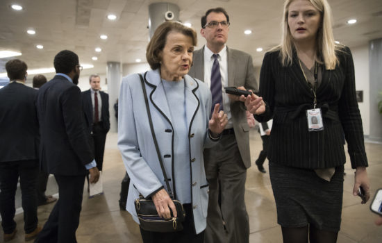 Feinstein's Folly in the Trump-Russia Probe