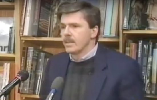 The Passing of Robert Parry