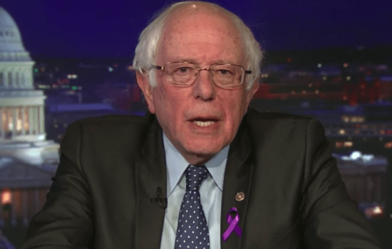 Sanders Responds to State of the Union (Video & Transcript)