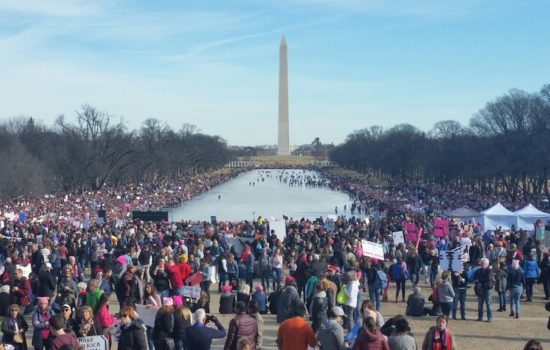 Hundreds of Thousands Join Women's Marches Across the Country