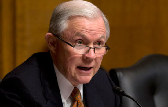 Why Jeff Sessions Loves Pot Prohibition