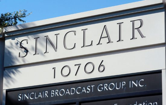 Sinclair Deal Threatens to Put Right-Wing Slant on Election News
