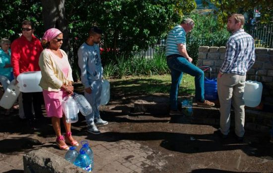 Cape Town Could Run Out of Water in 90 Days